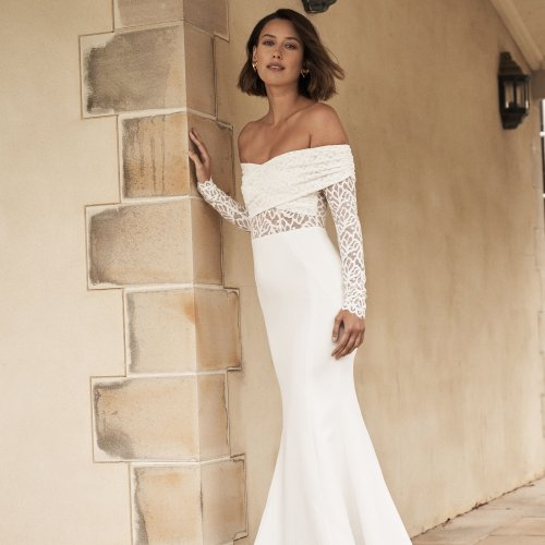New Rebecca Vallance Wedding Dresses, Plus Past Collections