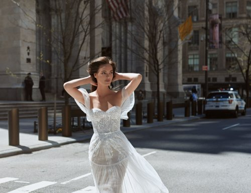 The 6 Most Popular Wedding Dress Trends for the Modern Bride