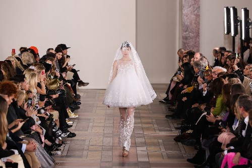 27 Couture Fashion Week Dresses Made for Brides