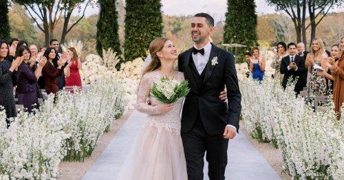 All the Details From Jennifer Gates and Nayel Nassar's Elegant Farm Wedding