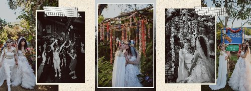 "Hannah Hart and Ella Mielniczenko's Wedding Was ""Well Worth the Wait"""