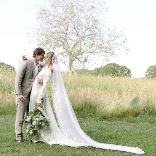 A Music-Filled, Mediterranean Wedding at a Family Farm in Rhode Island