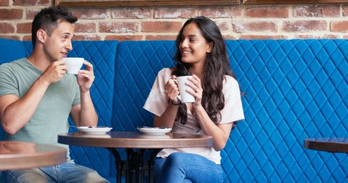 These First Date Conversation Starters Will Save You From Awkwardness