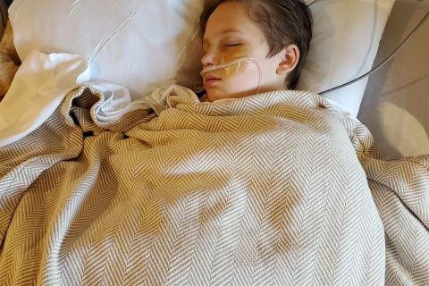 Michigan at 'record high' for COVID-19 hospitalizations of children | Bridge Michigan