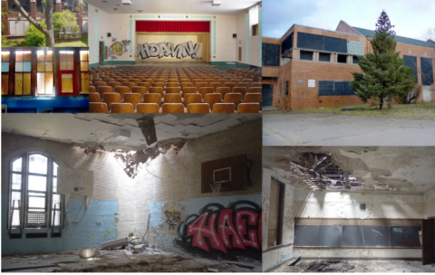 What's next for abandoned schools in Detroit? Neighbors say almost anything is better than vacancy.