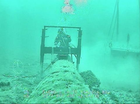 Enbridge ordered to retrieve 15,000-lb. anchor from Straits of Mackinac