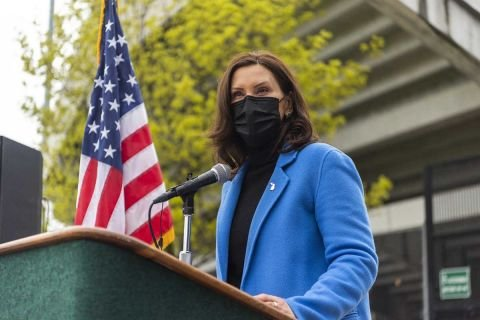 Michigan Gov. Whitmer may have to return or donate millions in contributions