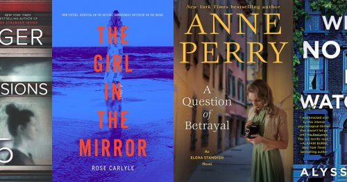 Here are four thrillers you won't forget. The best crime books of fall 2020