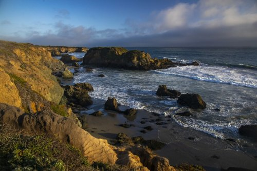 Photos show the sweeping vistas that await reopened Big Sur