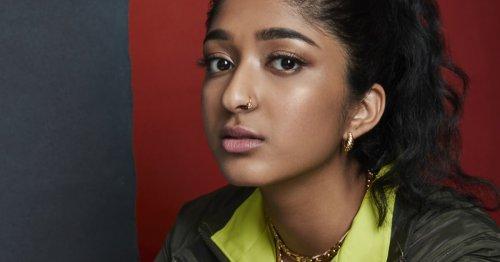 You'll want to learn the name Maitreyi Ramakrishnan. She's Netflix's next teen star
