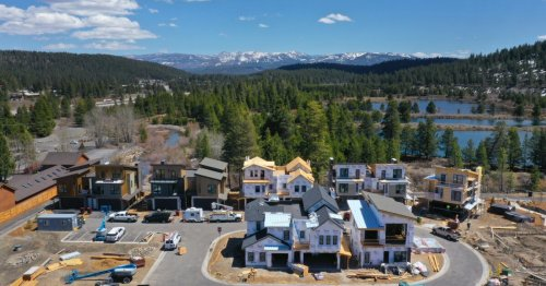 The remote work revolution is transforming, and unsettling, resort areas like Lake Tahoe