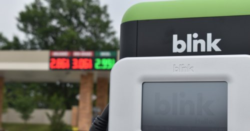 Down the road from Kansas City, a small Missouri town charges ahead on electric vehicles