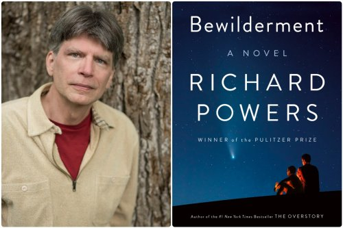 With 'Bewilderment,' expansive novelist Richard Powers goes dark and narrow