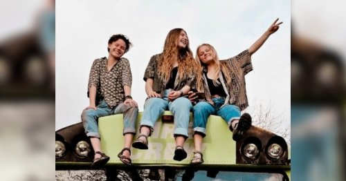 'FINE CREW': Three young women transform shared betrayal into friendship and adventure