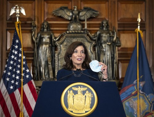 Hochul says religious exemption not a legitimate excuse to avoid COVID-19 vaccine
