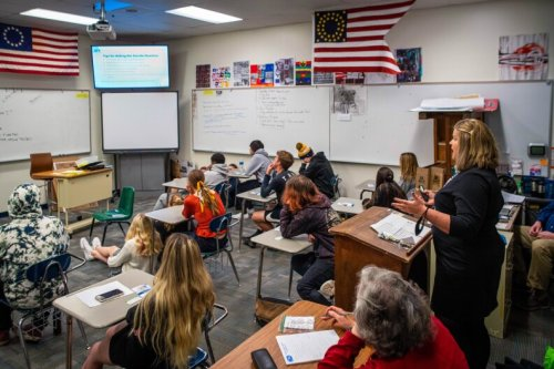 State Board Of Education Revives Effort To Require Suicide Prevention Education