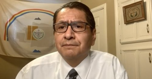 Navajo Nation Sees Slight COVID-19 Increase, Works To Vaccinate Even More People