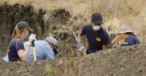 Search for Kristin Smart's remains on Cal Poly hillside yields items of interest in 1996 disappearance