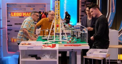 Want to become a Lego Master? Ask the experts: It won't be easy