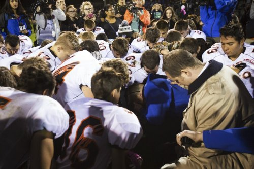 Praying Coach v. District That Suspended Him: What's Next in Fight Over Religious Expression