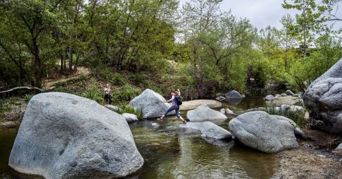 Quiet time: 5 little-known nature preserves not far from L.A.