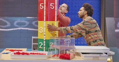 Flower arranging. Glass blowing. What's behind reality TV's 'extreme creativity' boom