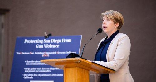 San Diego to consider an ordinance barring ghost guns