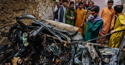 Pentagon reverses itself, says Kabul drone strike killed civilians in mistake