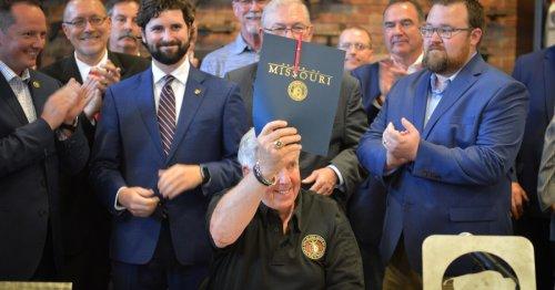Missouri Law Enforcement No Longer Required To Enforce Federal Gun Laws