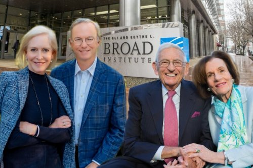 2 Billionaire Couples Provide $300 Million to Launch New Health Research Institute