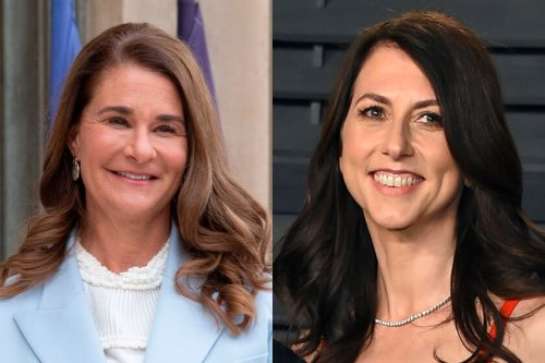 Melinda French Gates and MacKenzie Scott Join Forces to Support Women's Causes