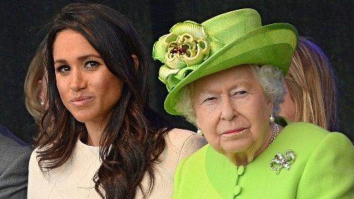 Briten fordern: Herzogin Meghan soll Royal-Titel von Buch entfernen
