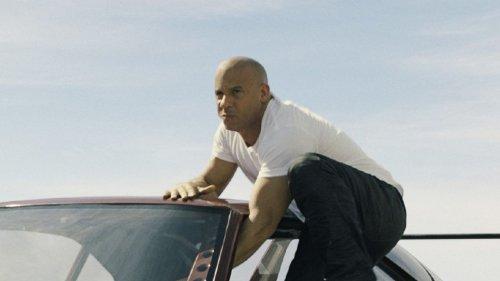 """Vin Diesel in """"Fast & Furious 6"""""""
