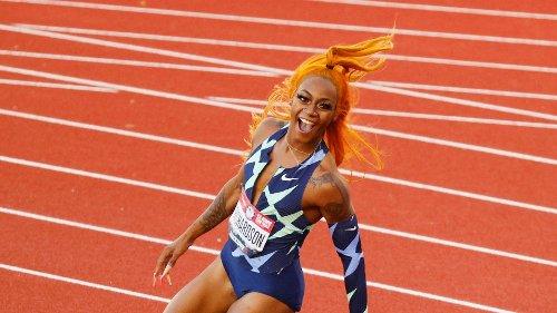 Der Sprint-Superstar sorgt für Furore