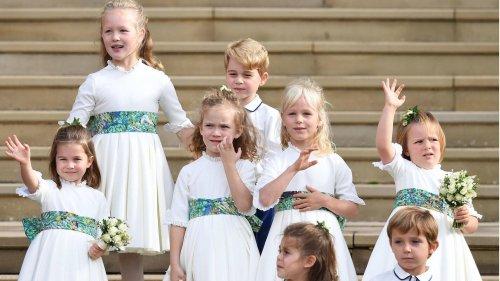 Prinz George, Mia Tindall & Co: Ihre Namen sind Favoriten in Kinderzimmern