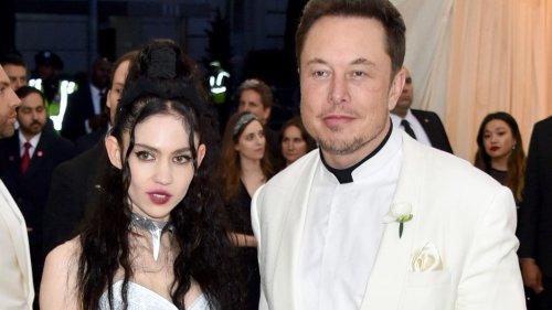 """Grimes + Elon Musk: Ihr Kind sagt nicht """"Mama"""", sondern ..."""
