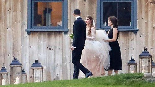 Jennifer Gates hat Ja gesagt! Erste Bilder zeigen ihr Luxus-Brautkleid