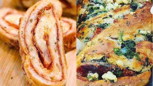 """""""Pizza Babka"""" ist der leckerste Foodtrend der Stunde"""