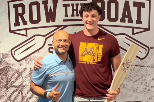Gophers get commitment from 6-foot-7 Columbia Heights tight end