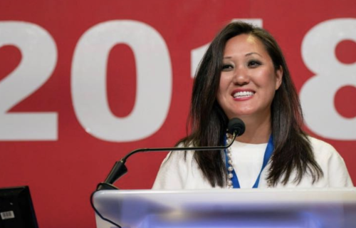 After intense campaign, Jennifer Carnahan reelected MN GOP chair