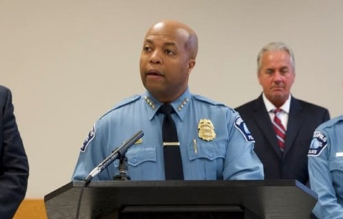 After another child shot, MPD chief decries gun violence 'epidemic' in Minneapolis