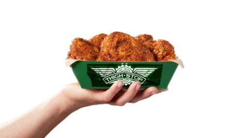 Amid wing shortage, chicken chain Wingstop launches new chicken thigh meals menu