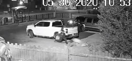 New video, body cam footage shows police beating prone Jaleel Stallings