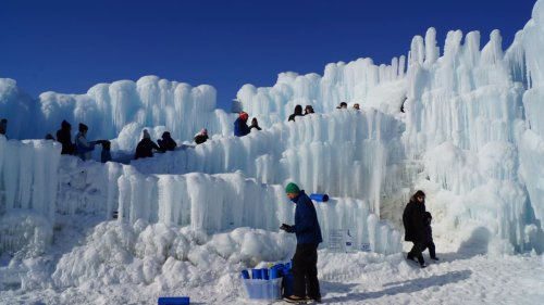 The Ice Castles, a winter favorite, are coming back to the Twin Cities