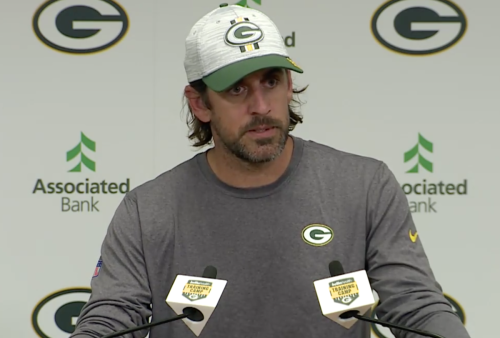 Rodgers pummels Packers front office in viral press conference