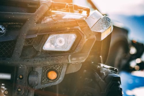 Man, 66, dies after his ATV was hit by a minivan on highway