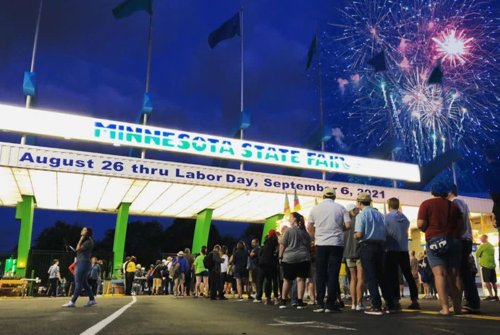 It's official: Minnesota State Fair is on, with no COVID restrictions