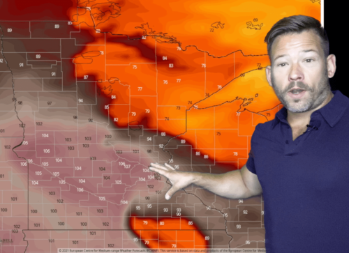 July 27 Weather with Sven: Extreme heat, severe storm threats