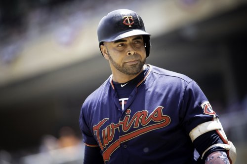 Nelson Cruz's mad dash helps Twins take series in Detroit