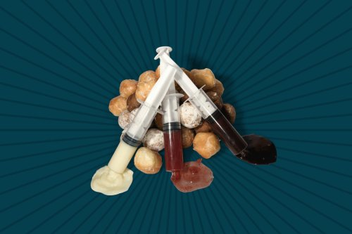 Donuts with syringes pulled from State Fair's new food lineup